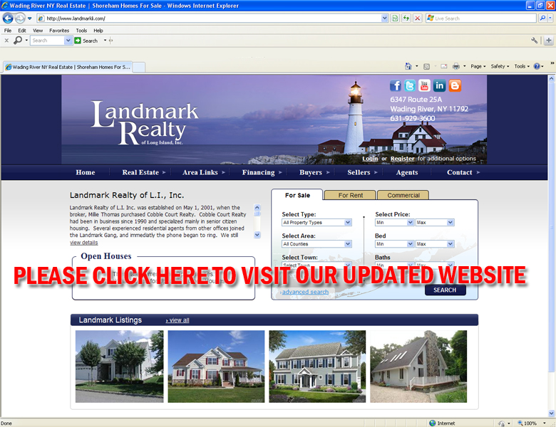 Landmark Realty of Long Island, Inc.